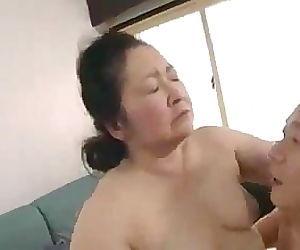 Japanese Grannies 70+