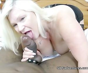 GILF Lacey Starr with..