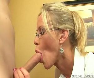 Naughty Mature Lady..