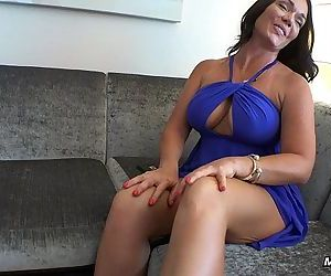 Sexy Big Boobs MILF..