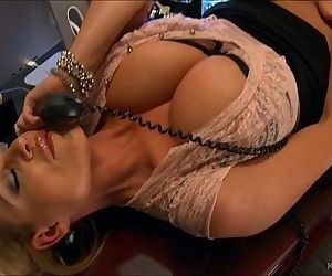 Busty Kelly Madison Has..