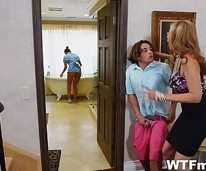 Incredible Babes Abby..