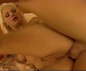 blonde czech sexy girl..