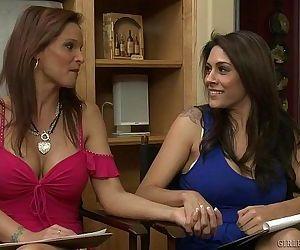 Raylene and Aryana..