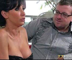 Huge tits wife Lezley..