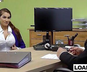Huge tits unemployed..