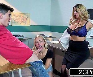 Horny Teacher After..