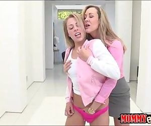 Big boobs milf Brandi..