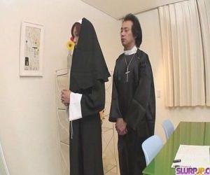 Naughty Nun spreads..