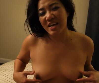 Asian Milf - Playing..