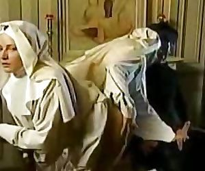 Nun porn