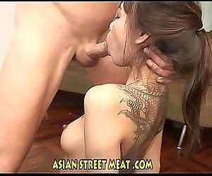 Asian Girl Pinkdragon..