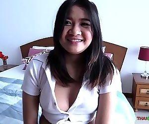 Cute fat Thai girl..