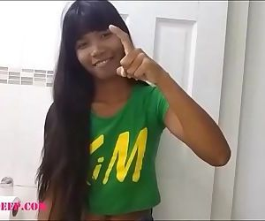 Tiny Thai Teen Heather..
