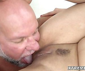Fresh pussy filled with..