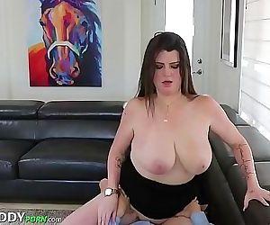 BBW. Big Tits Mcgee..