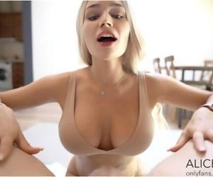 Big Titty Alice Gets..