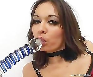 Crissy Moon Gets Her..
